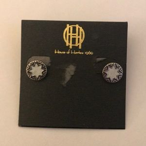 House of Harlow 1960 Small Earrings